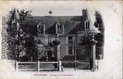 Les Chateaux de l'Orne Chatea12