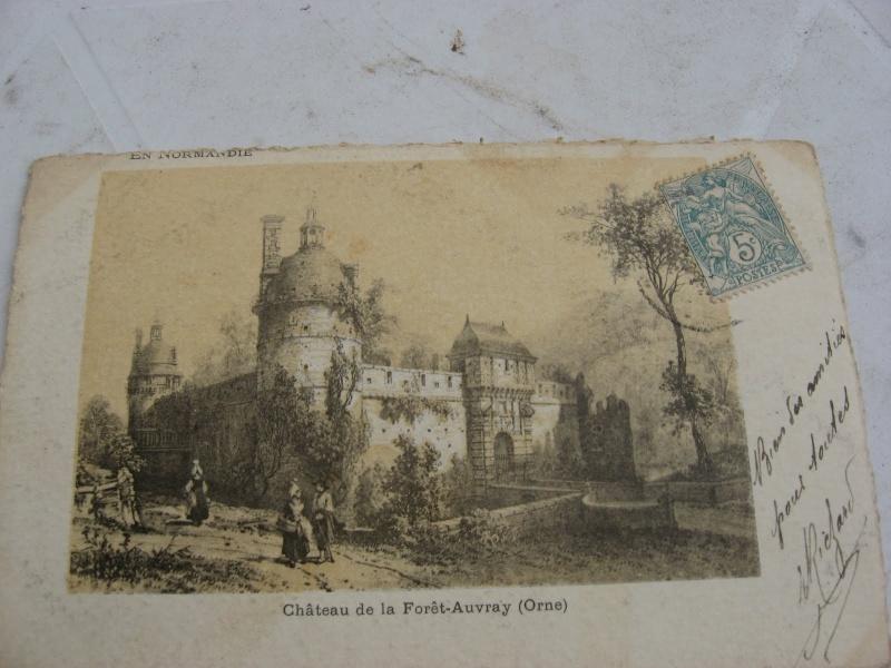 Les Chateaux de l'Orne La_for10