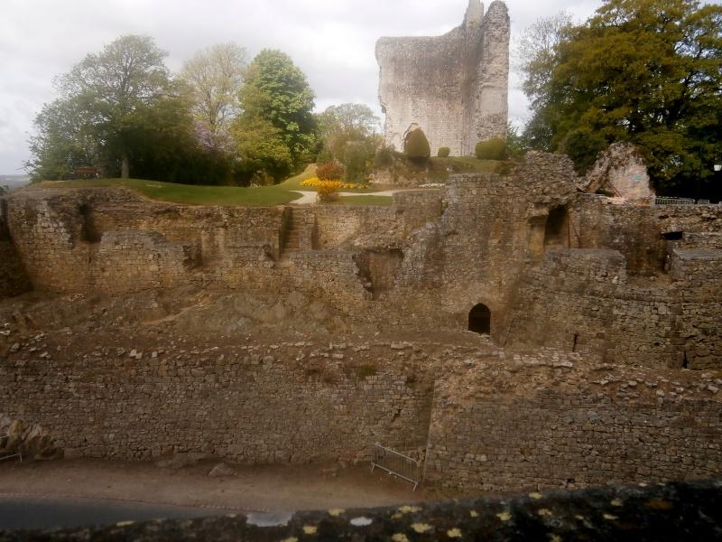 Sortie aux ruines médièvales de Domfront  P5120010