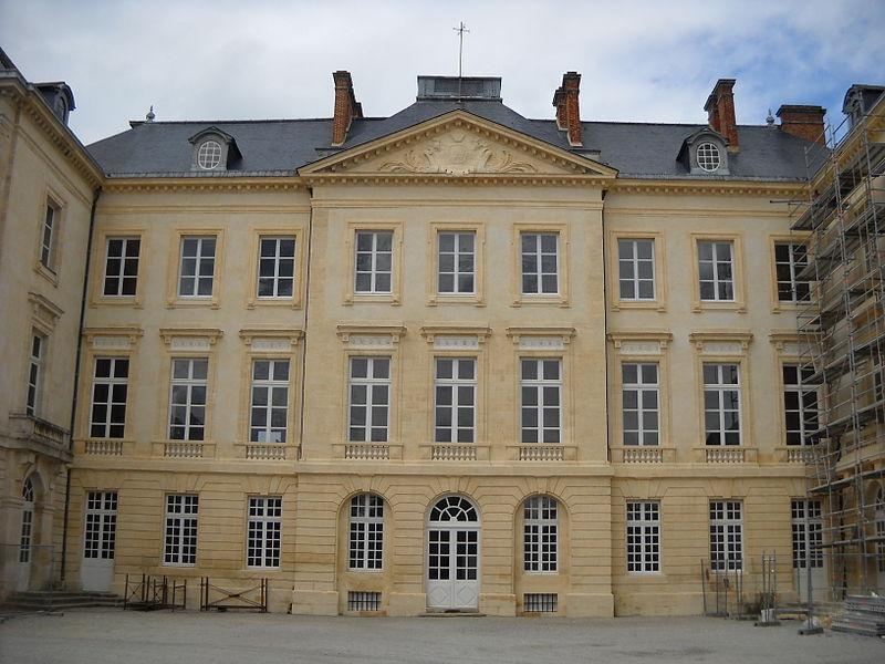 Les Chateaux de l'Orne Palais10