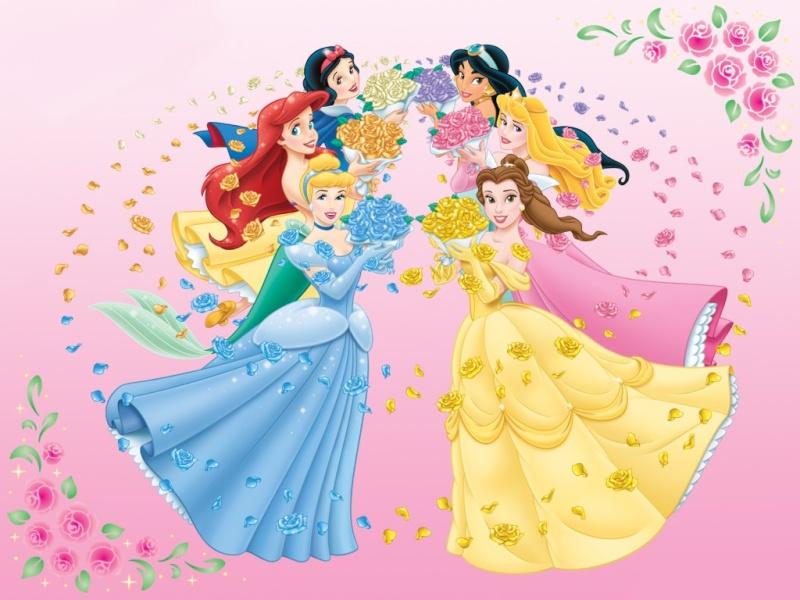 Fonds d'écrans Princesses disney 118