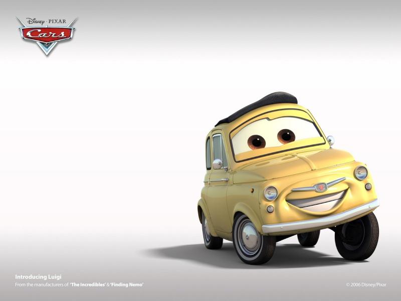 Fonds d'écrans Cars 1225