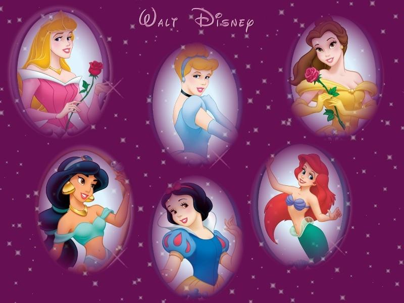 Fonds d'écrans Princesses disney 1310