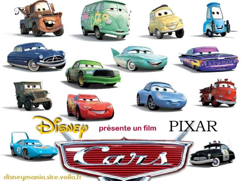 Fonds d'écrans Cars 139