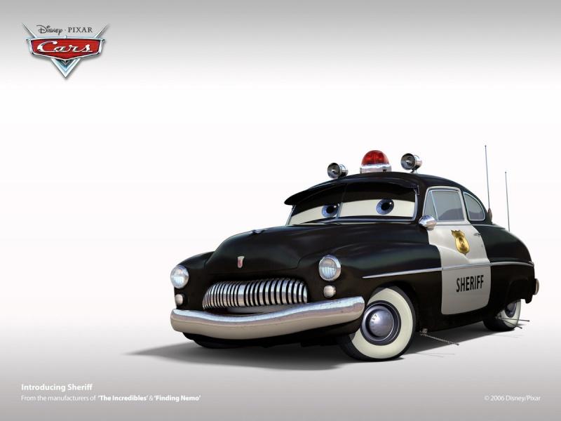 Fonds d'écrans Cars 1423