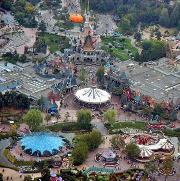 Parc disneyland Paris 1430