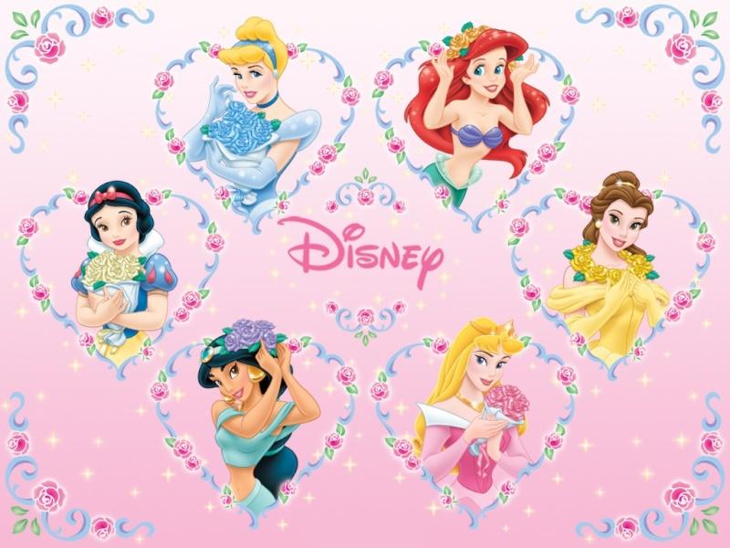 Fonds d'écrans Princesses disney 210