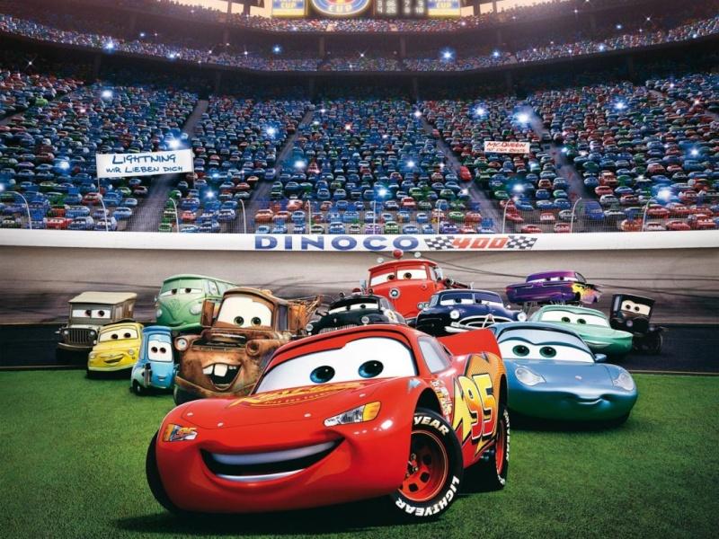 Fonds d'écrans Cars 2117