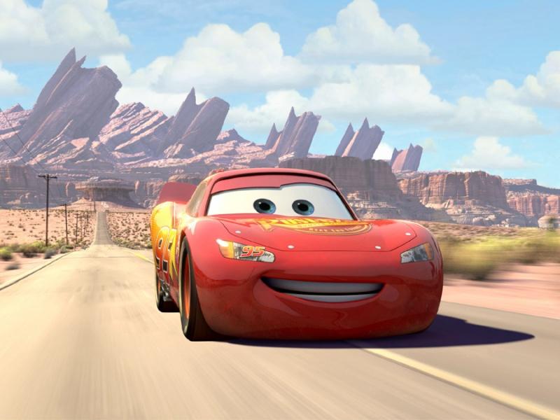 Fonds d'écrans Cars 2216