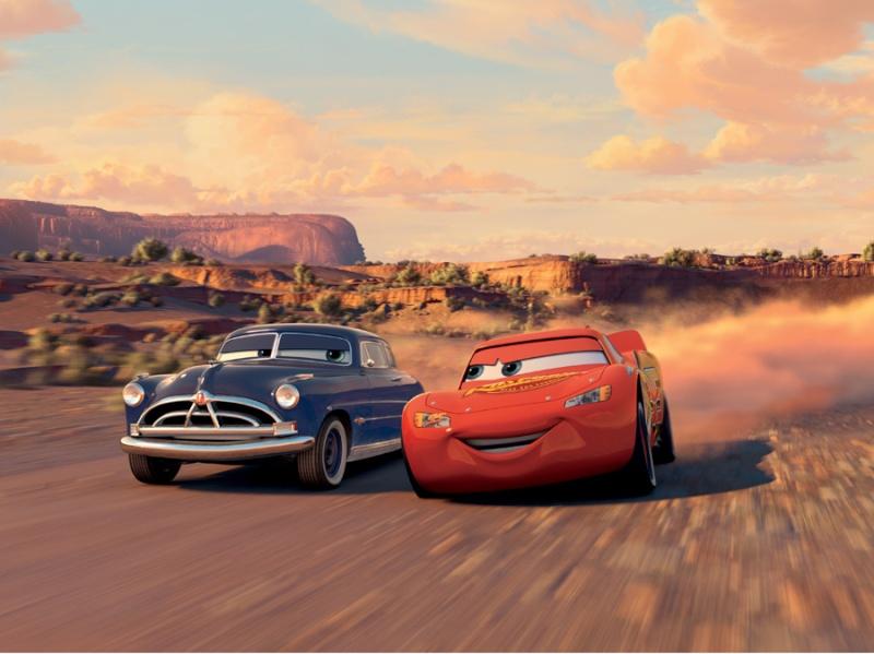 Fonds d'écrans Cars 2316