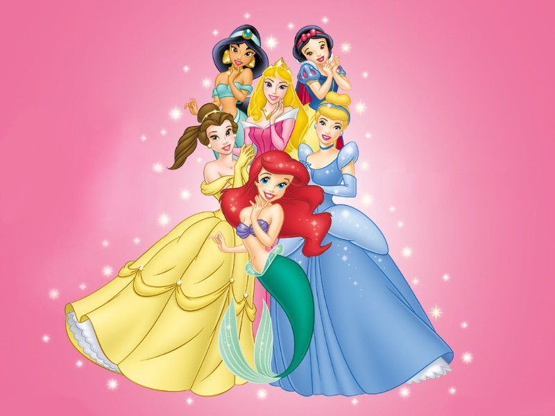 Fonds d'écrans Princesses disney 610