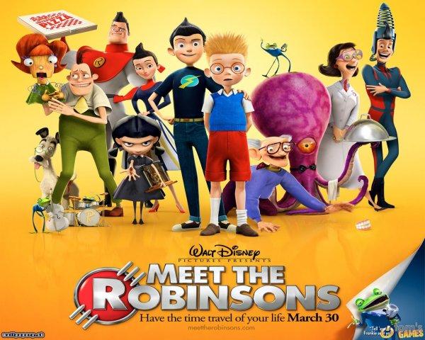 Fonds d'écrans Bienvenue chez les Robinsons 622