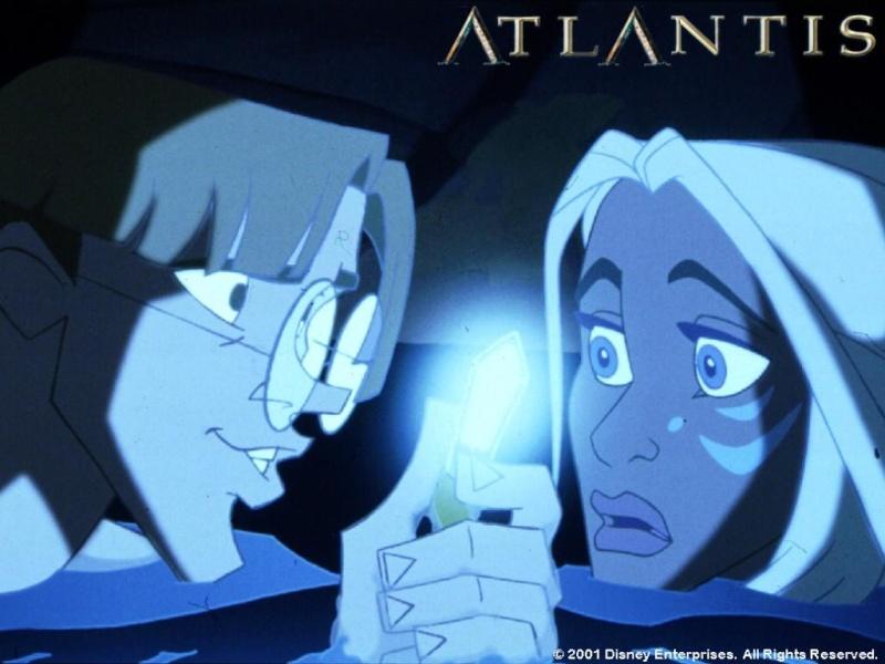 Fonds d'écrans Atlantide l'empire perdu 716
