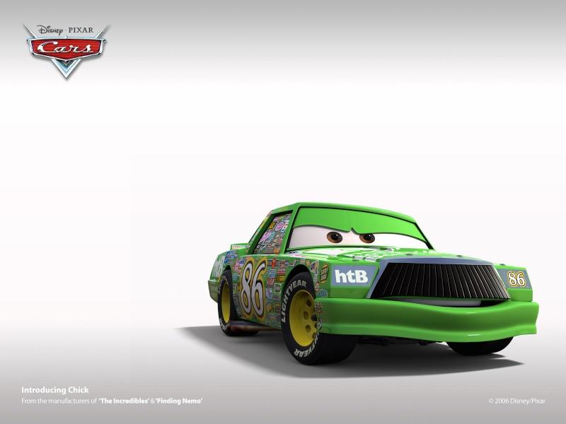 Fonds d'écrans Cars 724