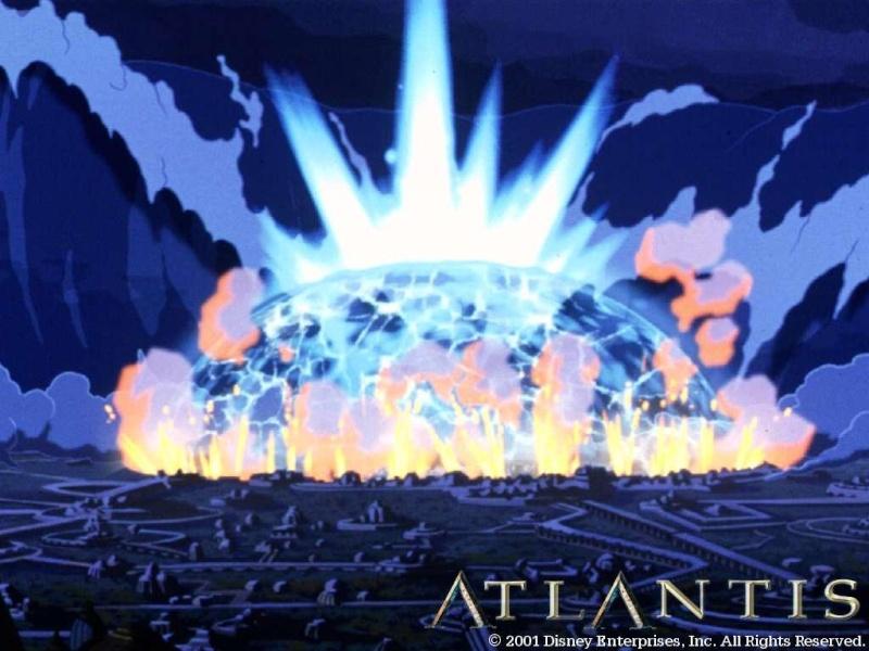 Fonds d'écrans Atlantide l'empire perdu 817