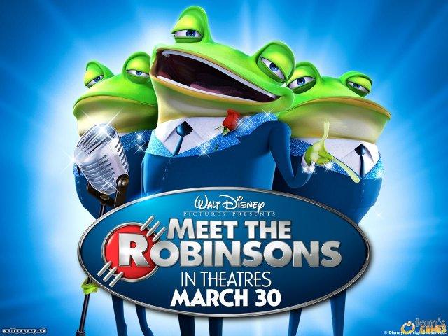 Fonds d'écrans Bienvenue chez les Robinsons 821