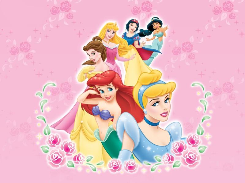 Fonds d'écrans Princesses disney 910