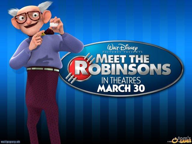 Fonds d'écrans Bienvenue chez les Robinsons 921