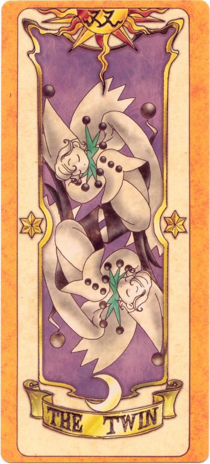 Le manga Sakura chasseuse de cartes (Card Captor Sakura) - Page 2 Carte114