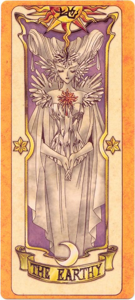 Le manga Sakura chasseuse de cartes (Card Captor Sakura) - Page 2 Carte117