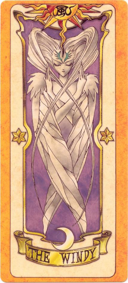 Le manga Sakura chasseuse de cartes (Card Captor Sakura) Carte_12