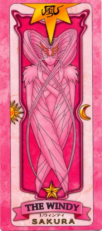 Le manga Sakura chasseuse de cartes (Card Captor Sakura) Carte_13