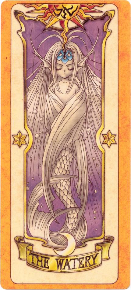 Le manga Sakura chasseuse de cartes (Card Captor Sakura) Carte_18