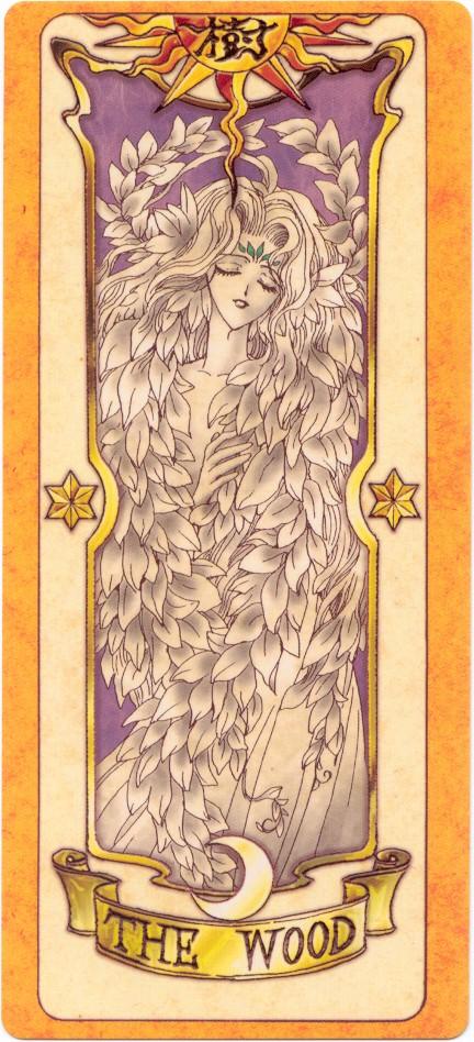 Le manga Sakura chasseuse de cartes (Card Captor Sakura) Carte_20