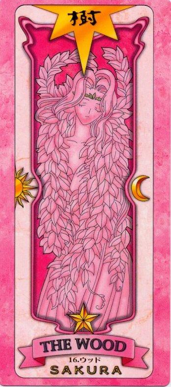 Le manga Sakura chasseuse de cartes (Card Captor Sakura) Carte_21