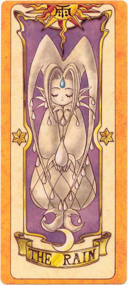 Le manga Sakura chasseuse de cartes (Card Captor Sakura) Carte_22