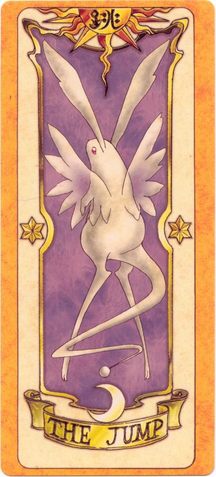 Le manga Sakura chasseuse de cartes (Card Captor Sakura) Carte_24