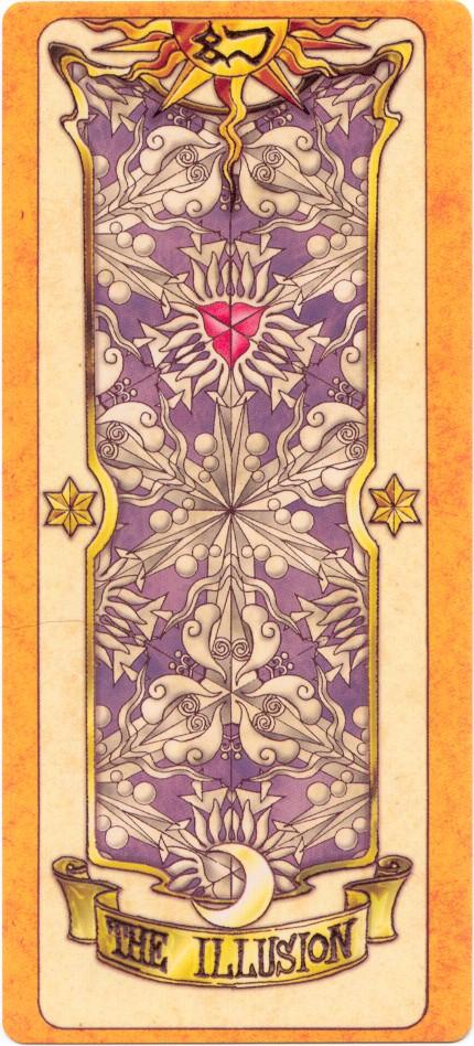 Le manga Sakura chasseuse de cartes (Card Captor Sakura) Carte_26