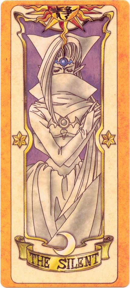 Le manga Sakura chasseuse de cartes (Card Captor Sakura) Carte_28