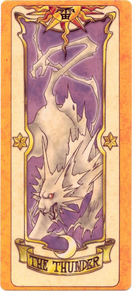 Le manga Sakura chasseuse de cartes (Card Captor Sakura) Carte_30