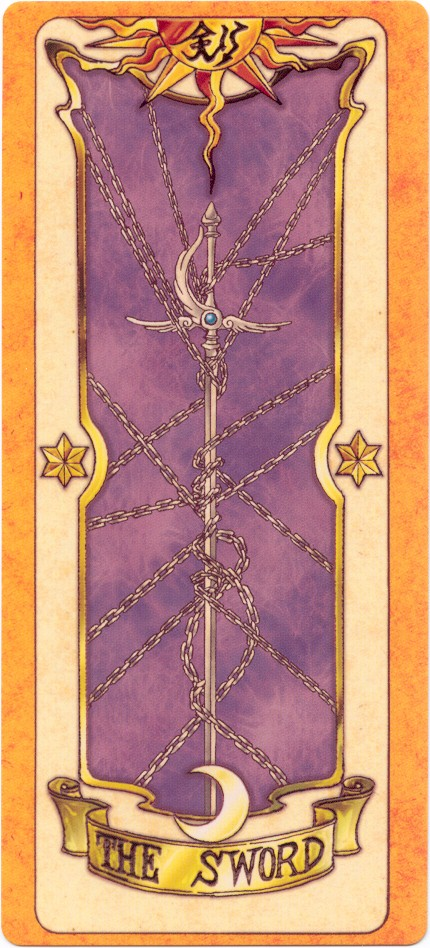 Le manga Sakura chasseuse de cartes (Card Captor Sakura) Carte_32