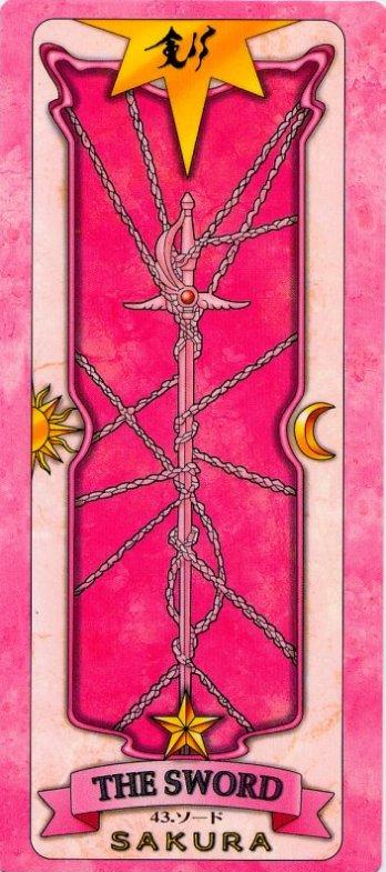 Le manga Sakura chasseuse de cartes (Card Captor Sakura) Carte_33