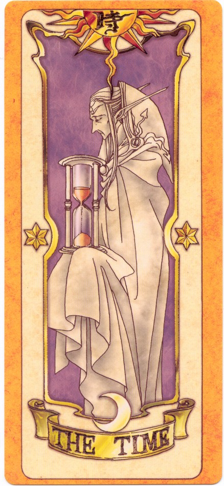 Le manga Sakura chasseuse de cartes (Card Captor Sakura) - Page 2 Carte_40