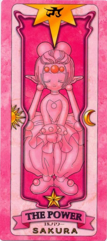 Le manga Sakura chasseuse de cartes (Card Captor Sakura) - Page 2 Carte_42