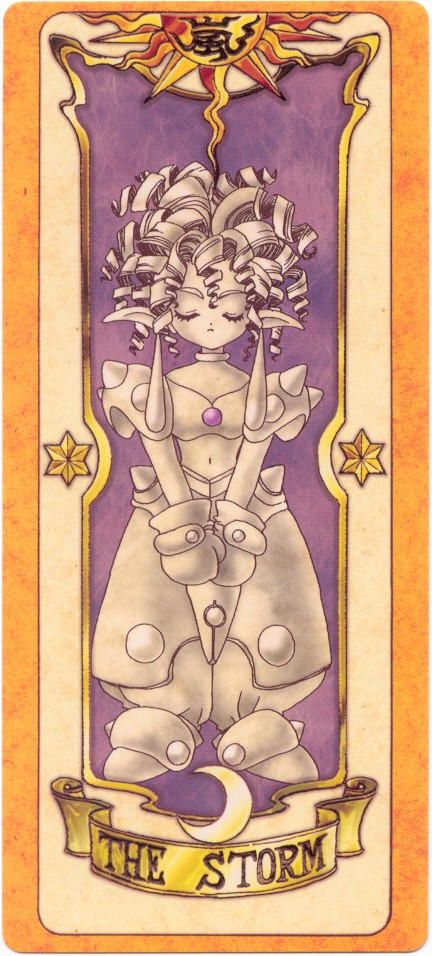 Le manga Sakura chasseuse de cartes (Card Captor Sakura) - Page 2 Carte_45