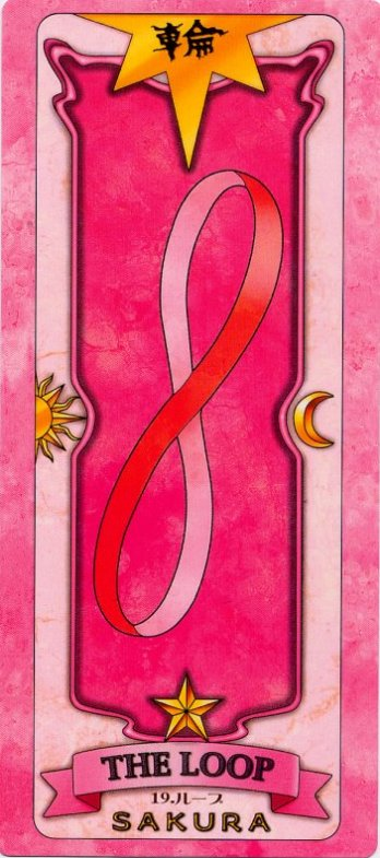 Le manga Sakura chasseuse de cartes (Card Captor Sakura) - Page 2 Carte_58