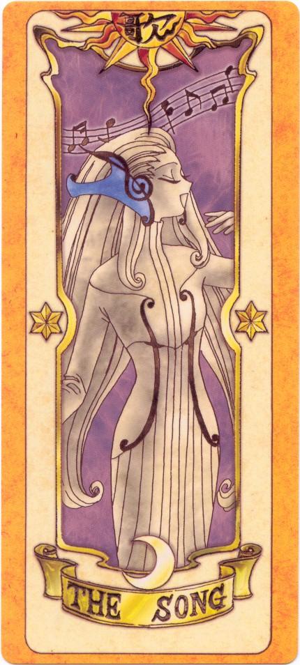 Le manga Sakura chasseuse de cartes (Card Captor Sakura) - Page 2 Carte_61