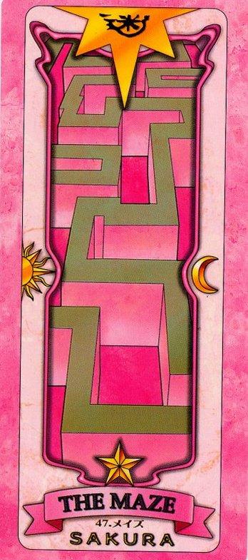 Le manga Sakura chasseuse de cartes (Card Captor Sakura) - Page 2 Carte_67