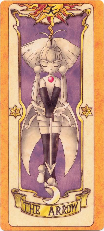 Le manga Sakura chasseuse de cartes (Card Captor Sakura) - Page 2 Carte_89