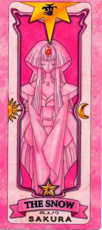 Le manga Sakura chasseuse de cartes (Card Captor Sakura) - Page 2 Carte_99