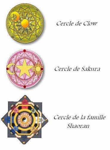 Le manga Sakura chasseuse de cartes (Card Captor Sakura) Cercle12