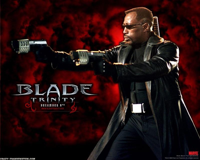 Wesley Snipes Blade-10