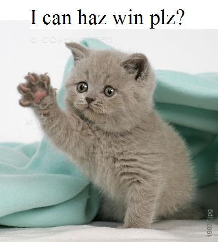 Last post wins! Cuteki10