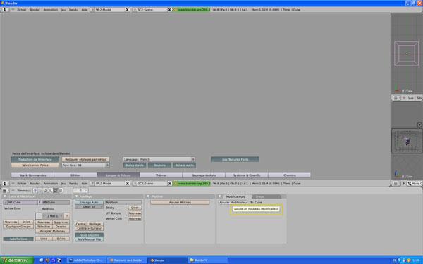 [Fiche] Paramétrer l'interface en Français 411