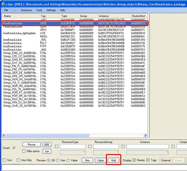 """[Apprenti] S3OC/S3PE - Exploiter les meshs des objets """"non jouables"""" Tuto-i24"""