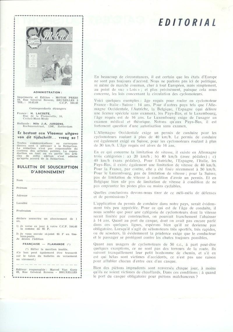 Loi de 1964 Numari13